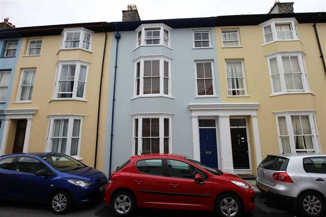 Thumbnail Terraced house for sale in New Street, Aberystwyth