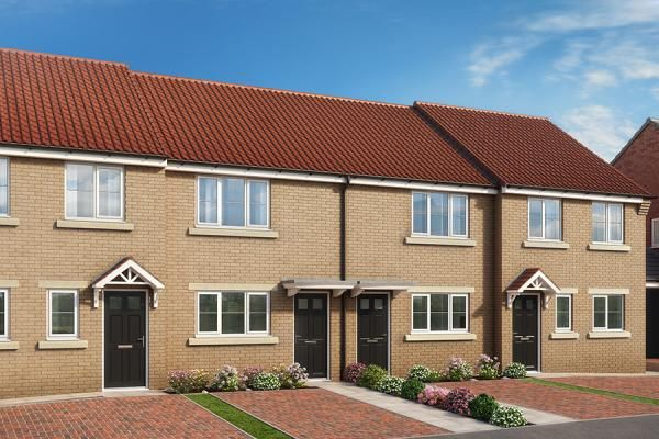 "Thumbnail Property for sale in ""The Cedar At High Farm"" at Off Trunk Road, Normanby, Middlesbrough"