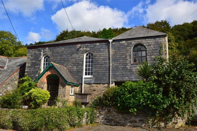 Thumbnail Detached house for sale in Loveny Road, St. Neot, Liskeard, Cornwall