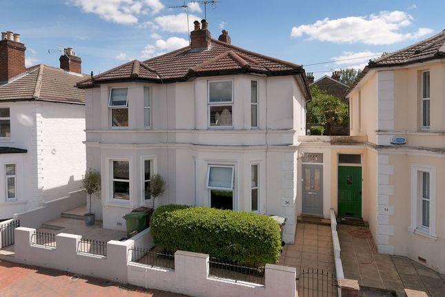 Thumbnail Semi-detached house for sale in Albion Road, Tunbridge Wells