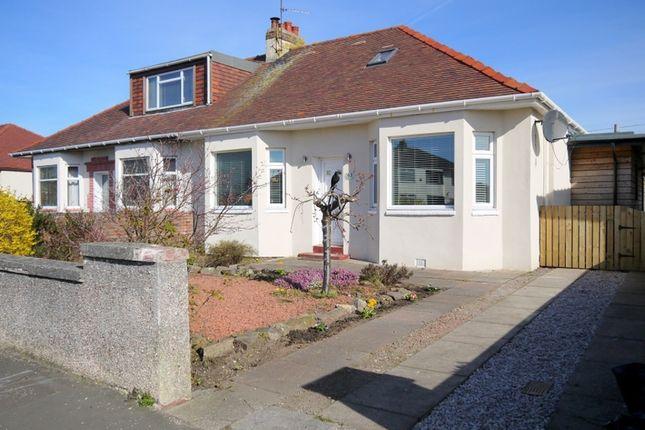 Thumbnail Semi-detached bungalow for sale in Boydfield Avenue, Prestwick