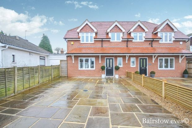 Thumbnail Semi-detached house to rent in Aperfield Road, Biggin Hill, Westerham