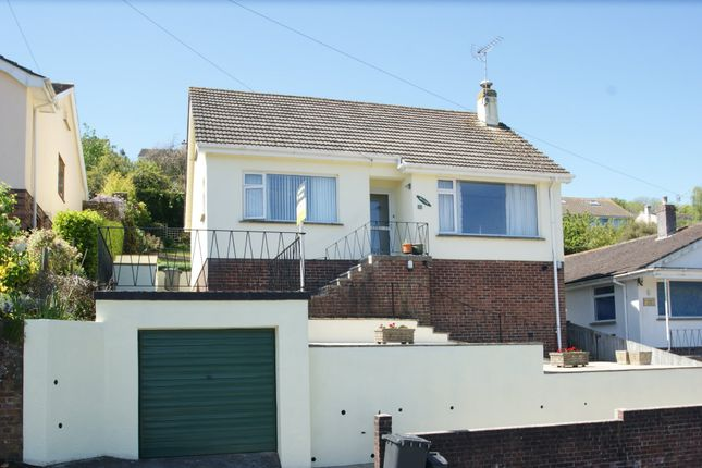 Thumbnail Detached bungalow for sale in Albany Road, Preston, Paignton
