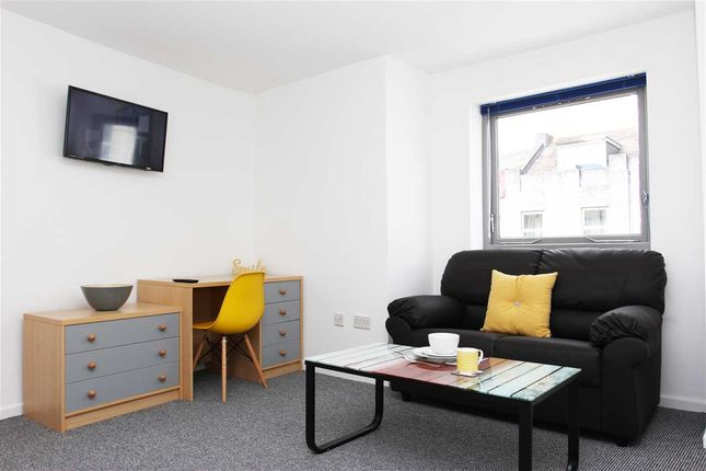 Thumbnail Flat to rent in Emmanuel House, Studio 1, 179 North Road West, Plymouth