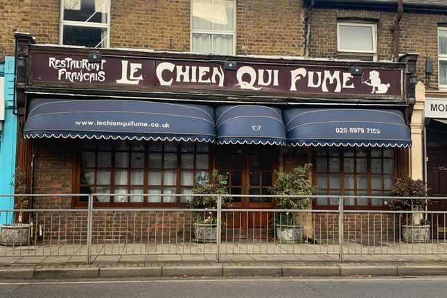 Thumbnail Restaurant/cafe to let in 107 Walton Road, East Molesey