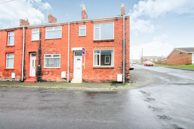 Thumbnail End terrace house for sale in Iveson Terrace, Durham