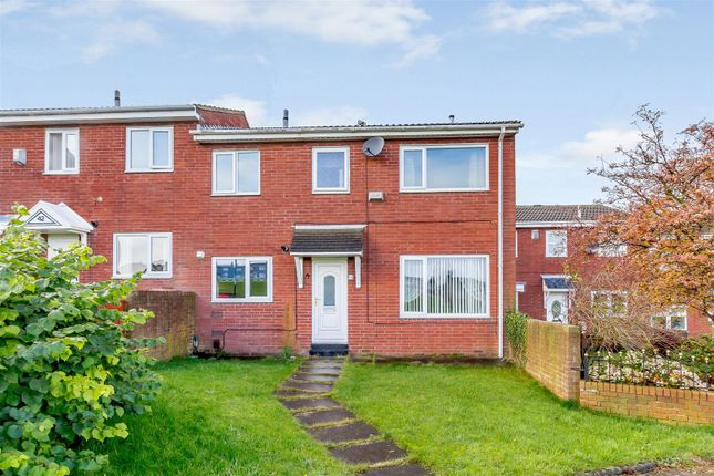 Thumbnail Semi-detached house for sale in Plough Road, Sunderland