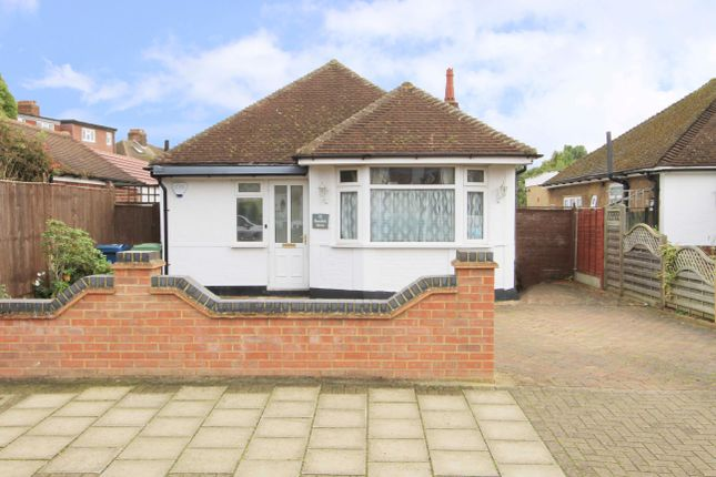 Thumbnail 2 bed detached bungalow for sale in Beaulieu Drive, Pinner