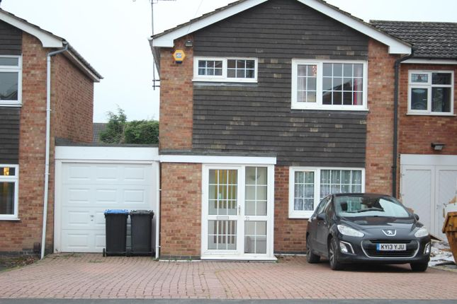 3 bed detached house for sale in Clifton Way, Hinckley