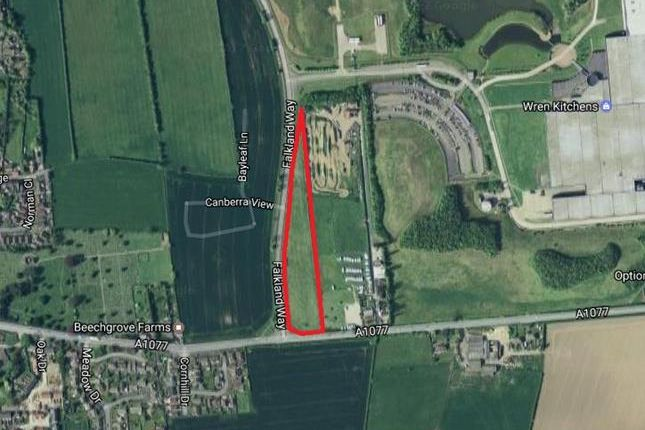 Thumbnail Land for sale in Land, Falkland Way, Barton Upon Humber, North Lincolnshire