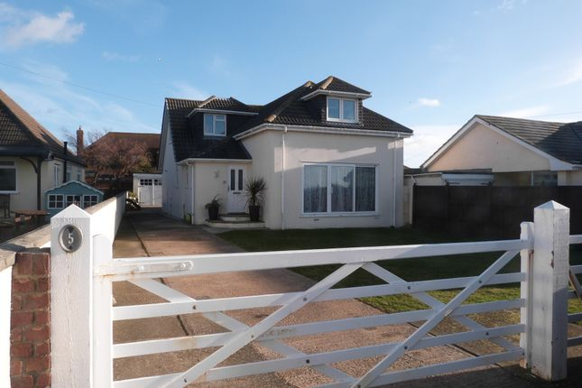 Thumbnail Detached house for sale in Danefield Road, Selsey, Chichester