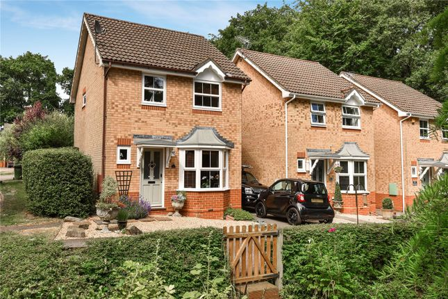 Thumbnail Detached house for sale in The Breech, College Town, Sandhurst, Berkshire