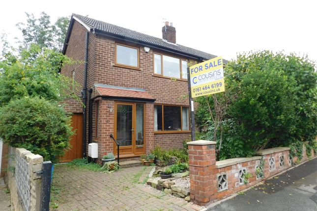 Thumbnail Semi-detached house for sale in Dorset Road, Failsworth, Manchester