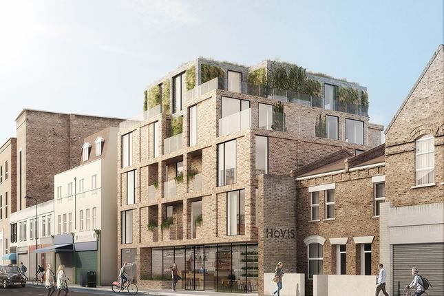 Thumbnail Flat for sale in Upper Tooting Road, Tooting Bec, London