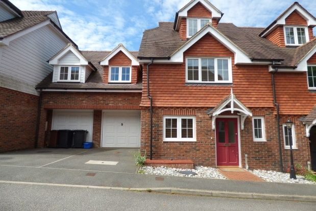 Thumbnail Property to rent in Meadow Views, Ridgewood, Uckfield