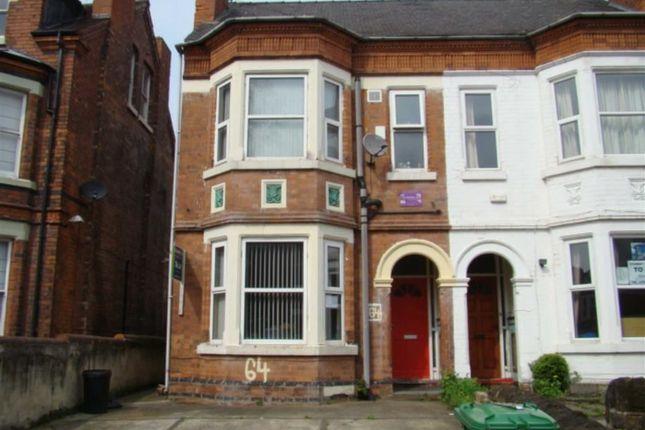 Thumbnail Semi-detached house to rent in Sherwin Road, Lenton, Nottingham