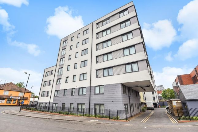 Thumbnail Flat to rent in West Central, Slough