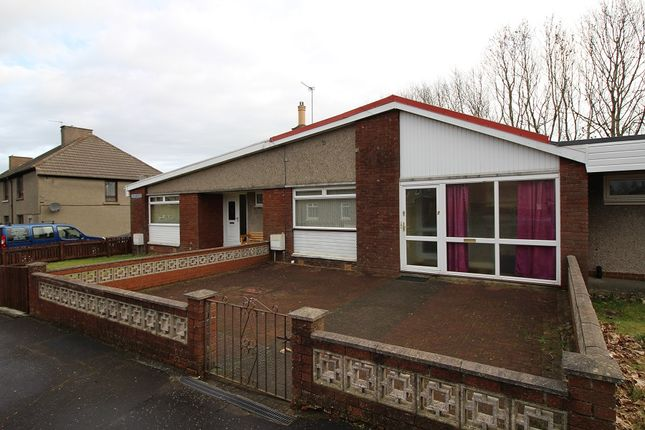 Thumbnail Terraced bungalow for sale in Drum Place, East Whitburn