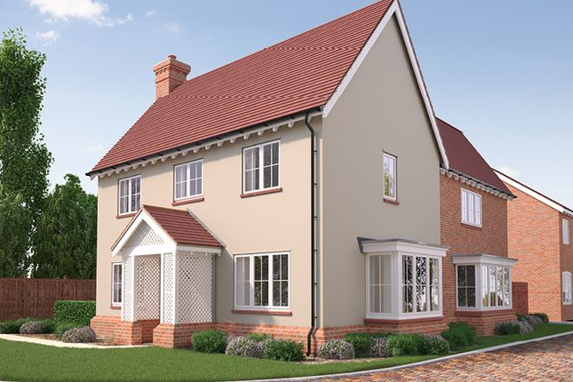 Thumbnail Detached house for sale in Channels Drive, Chelmsford, Essex