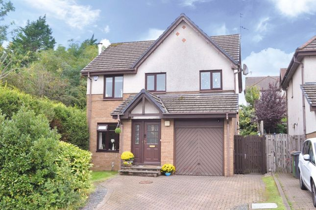Thumbnail Detached house for sale in Burncrooks Avenue, Bearsden, East Dunbartonshire