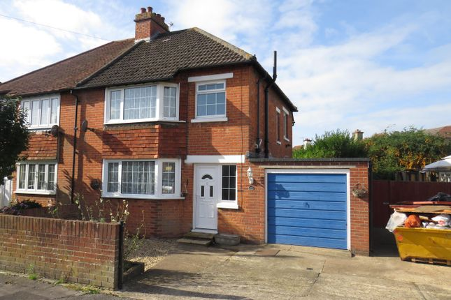 Thumbnail 3 bed property to rent in Knighton Road, Southampton