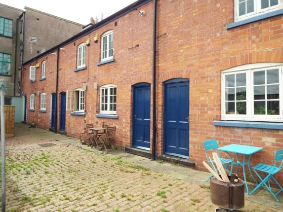 Thumbnail Terraced house for sale in Canning Terrace, Nottingham, Nottinghamshire