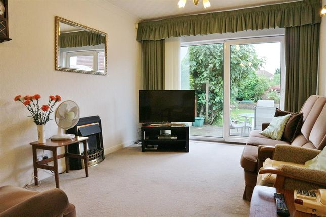 Thumbnail Semi-detached bungalow for sale in Belmont Road, Northumberland Heath, Kent