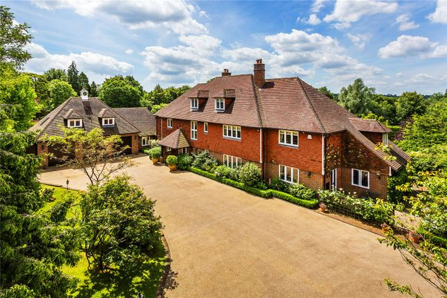 Thumbnail Detached house for sale in Newbury Lane, Wadhurst, East Sussex
