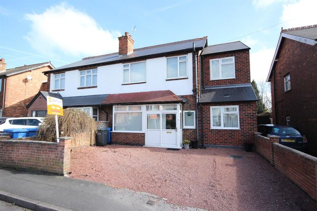 Thumbnail Property for sale in Western Road, Mickleover, Derby