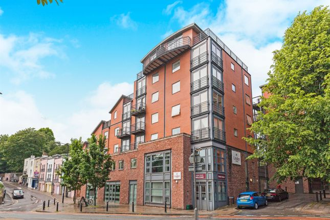 Thumbnail Penthouse for sale in Burton Court, Clifton, Bristol