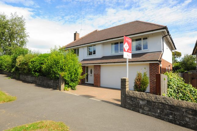 Thumbnail Detached house for sale in Rushley Avenue, Dore, Sheffield