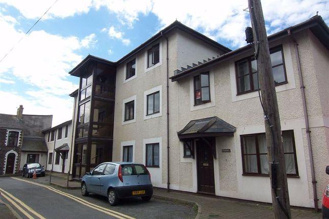 Thumbnail Flat for sale in Plas Mair, Aberystwyth, Ceredigion