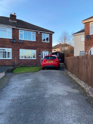 Thumbnail Semi-detached house for sale in Alexander Drive, Lydiate, Liverpool