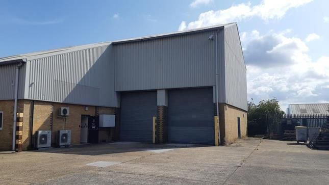 Thumbnail Light industrial to let in Rear Of Alplas Ltd, Paycocke Road, Basildon, Essex