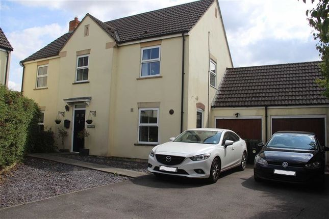 Thumbnail Detached house for sale in Poppy Close, Calne, Wiltshire