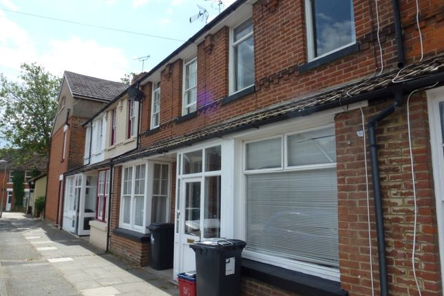Thumbnail Terraced house to rent in St. Michaels Road, Canterbury