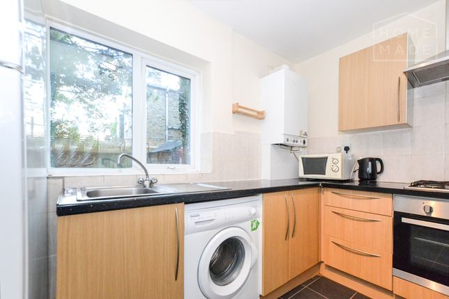 Thumbnail Terraced house to rent in Cranleigh Road, West Green