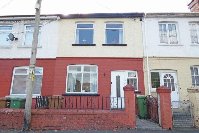 3 bed terraced house for sale in Brynmynach Avenue, Ystrad Mynach, Hengoed CF82