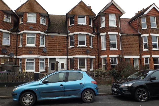 Thumbnail Terraced house to rent in Morehall Avenue, Cheriton
