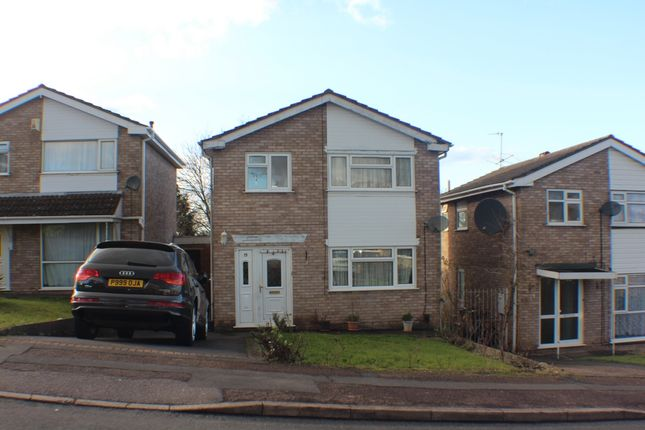 3 bed detached house for sale in Tavistock Drive, Leicester