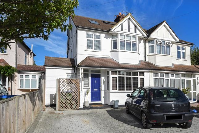 Thumbnail Semi-detached house for sale in Orchard Close, Surbiton