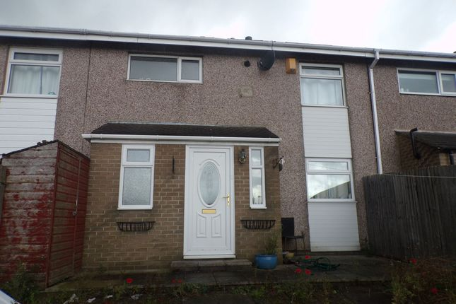 Terraced house for sale in Creighton Avenue, Kenton, Newcastle Upon Tyne