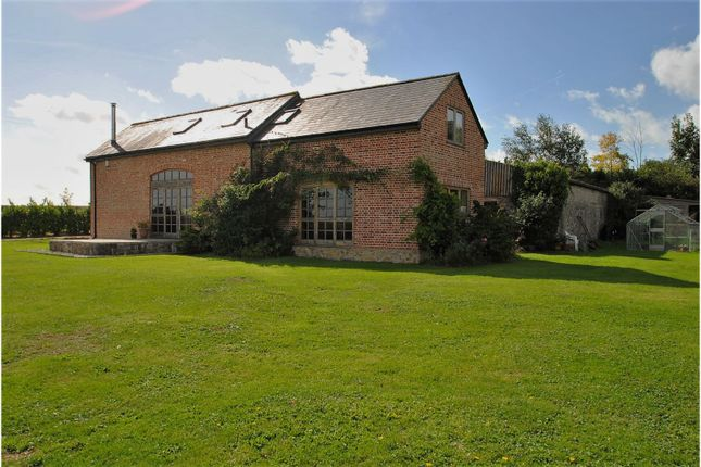 Thumbnail Barn conversion for sale in Fiddington, Bridgwater