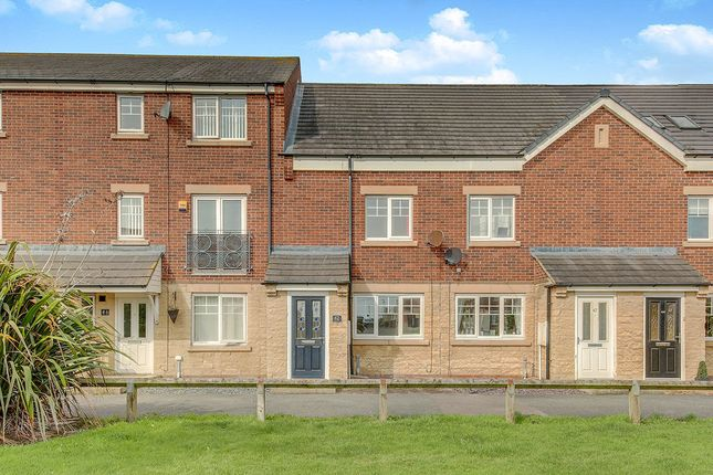Thumbnail Semi-detached house to rent in Trident Drive, Blyth