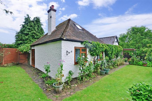 Thumbnail Bungalow for sale in Shelvin Farm Road, Canterbury, Kent