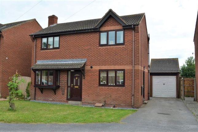 Thumbnail Detached house to rent in The Hamlet, Eggborough, Goole