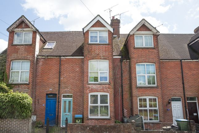 Thumbnail Terraced house for sale in Ford Road, Arundel