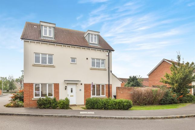 Thumbnail Semi-detached house for sale in Fennel Road, Portishead, Bristol