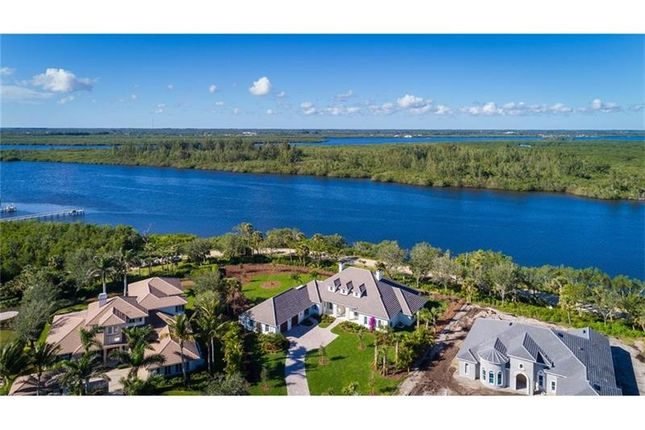 Thumbnail Property for sale in 1331 River Club Drive, Vero Beach, Florida, United States Of America
