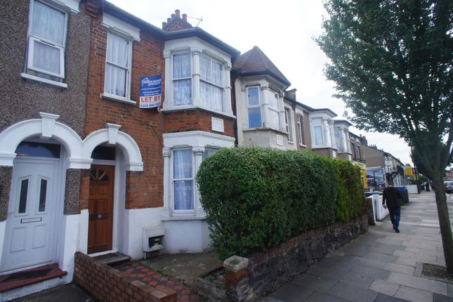 Thumbnail Terraced house to rent in Hertford Road, London